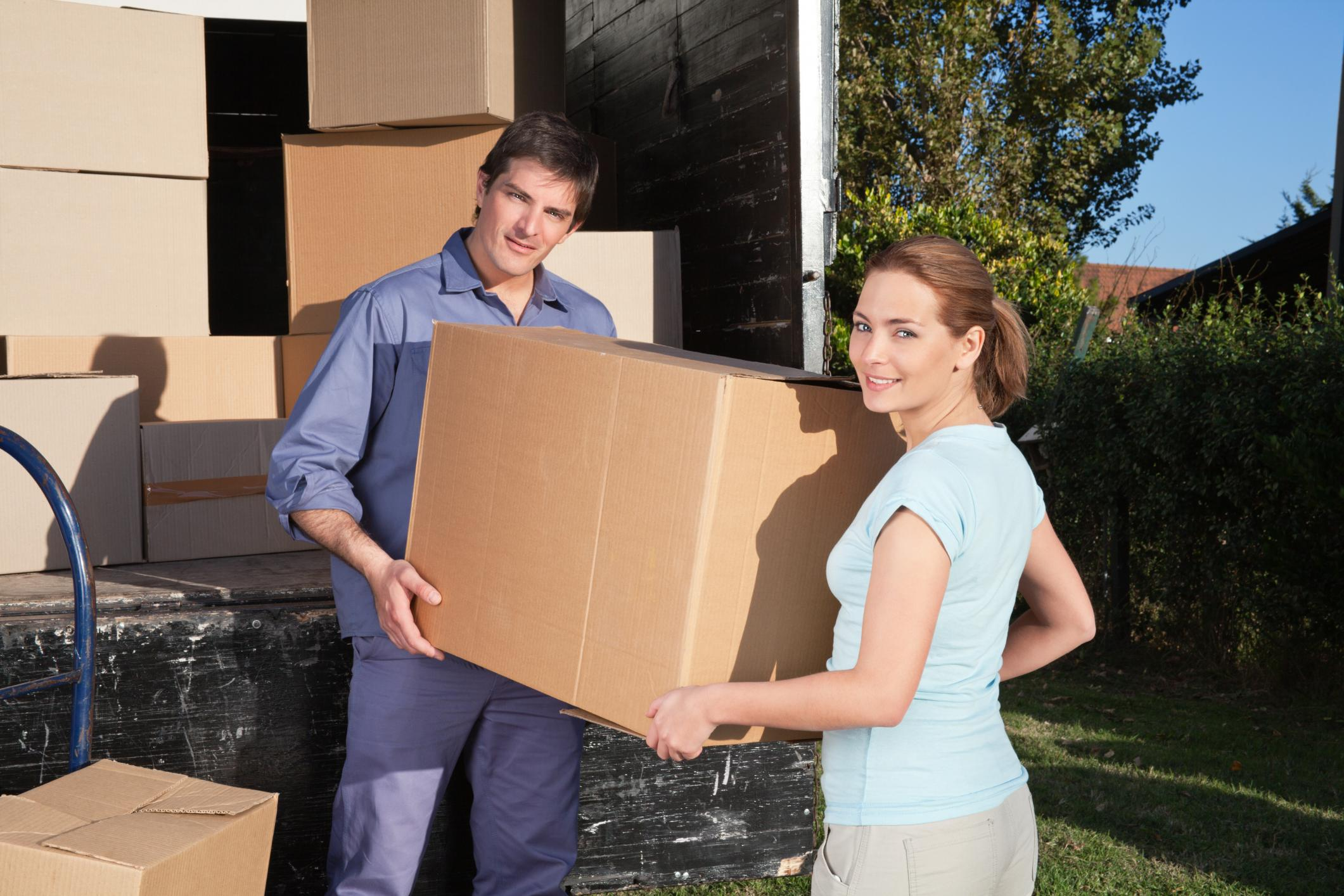 Removing items | interstate removals
