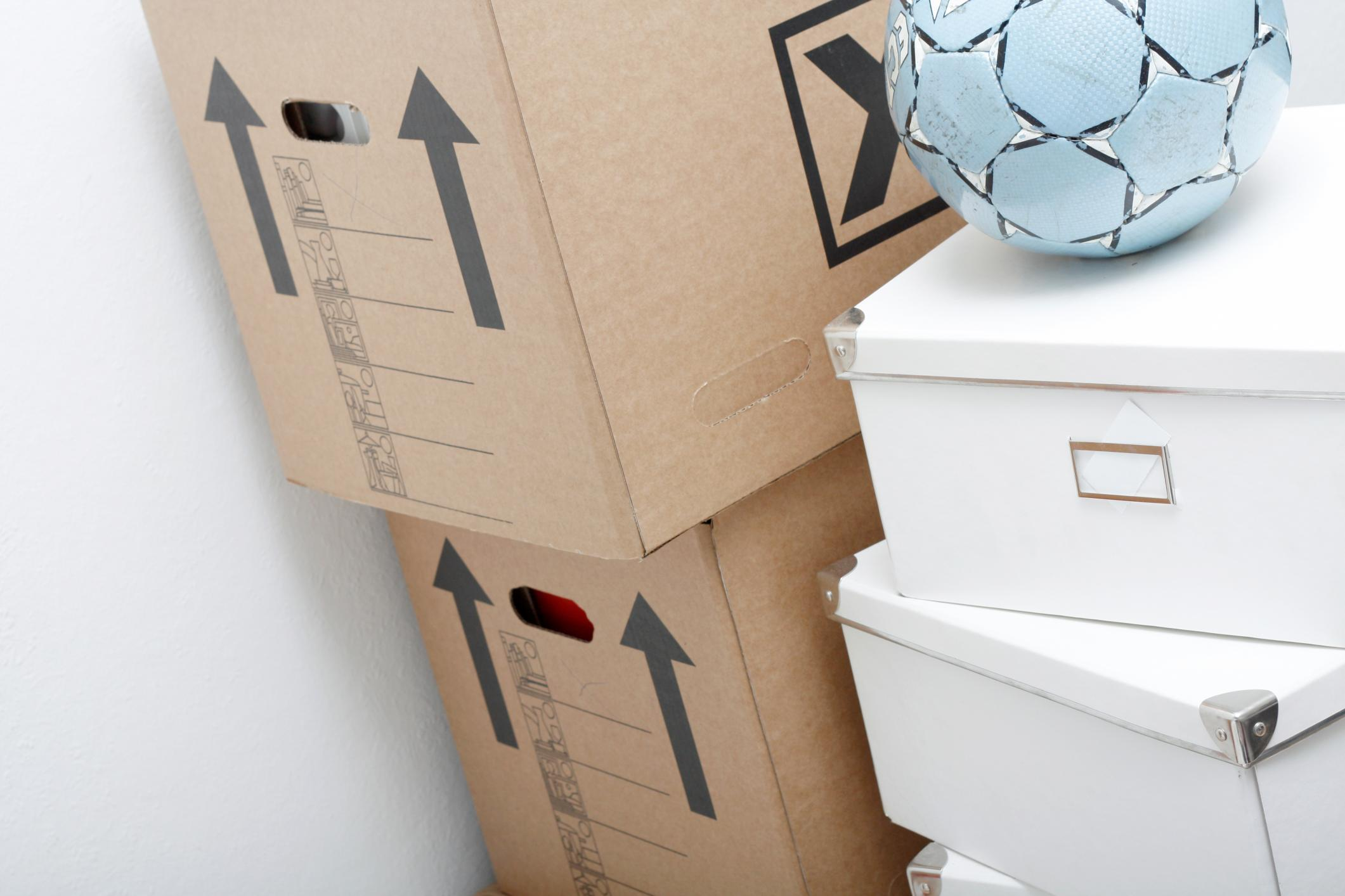 Packed items   movers and packers near me